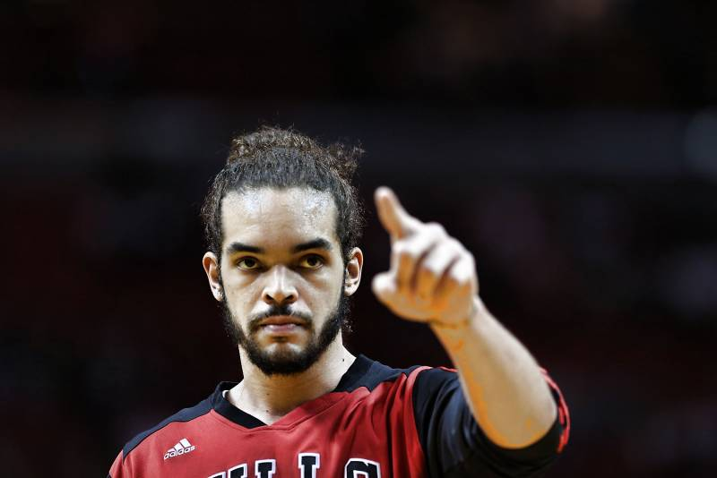 Joakim Noah to win Defensive Player of the Year