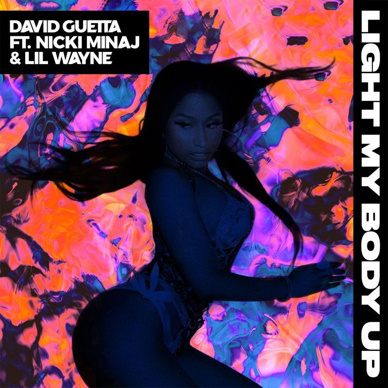 David Guetta - Light My Body Up feat. Nicki Minaj & Lil Wayne (Video)