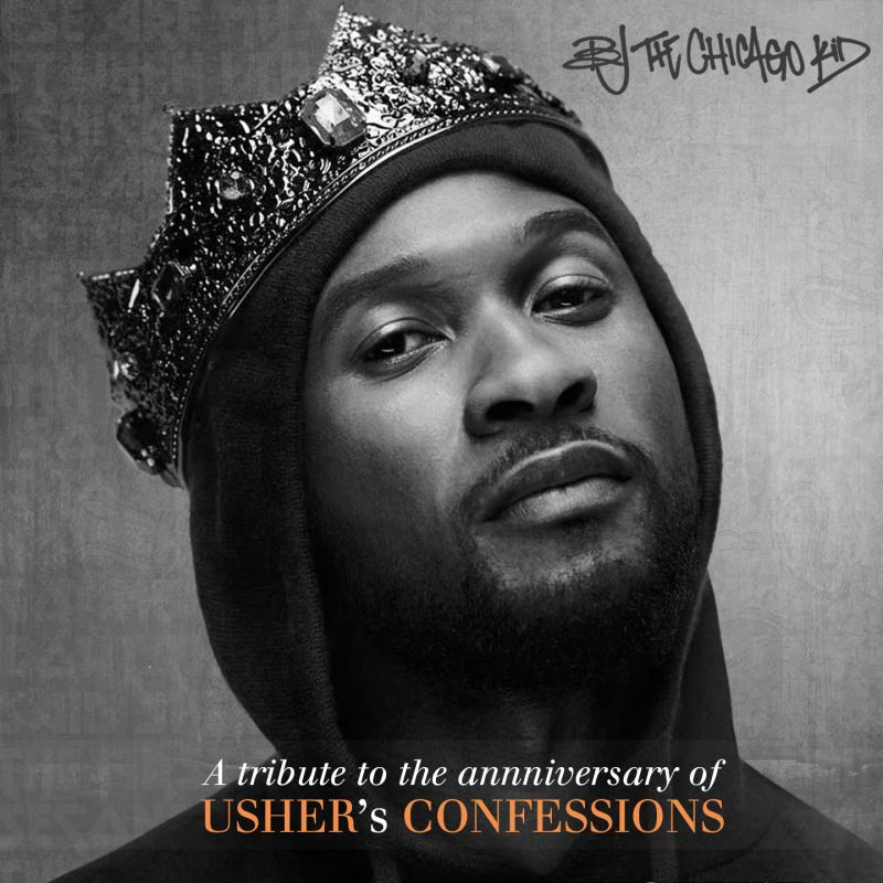 BJ The Chicago Kid - A Tribute to Confessions [EP]
