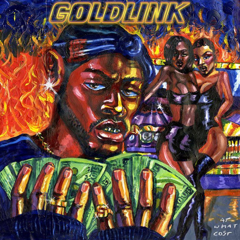 Goldlink – At What Cost [Album Stream]
