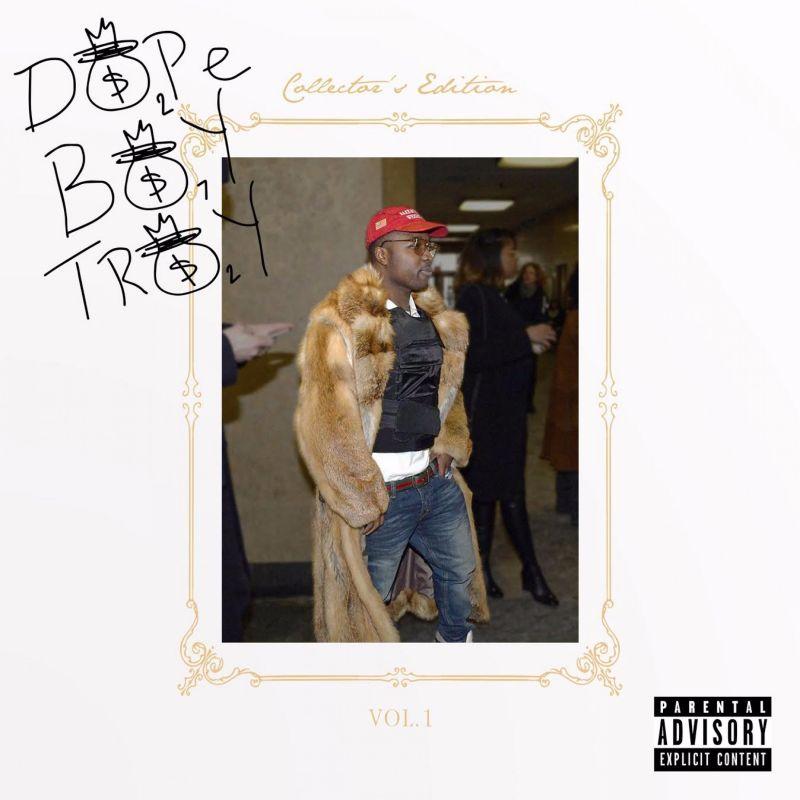 Troy Ave – Dope Boy Troy [Album Stream]
