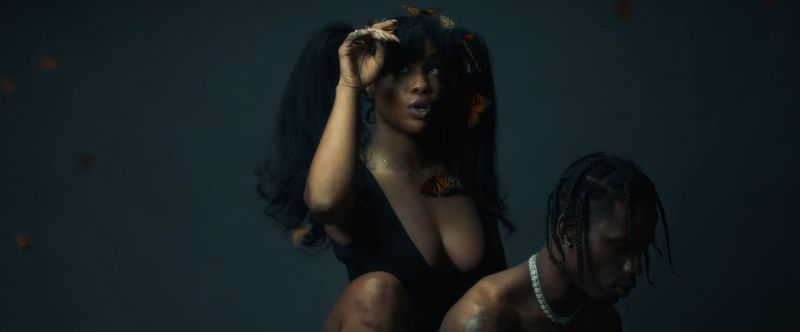 SZA - Love Galore feat. Travis Scott (Video)