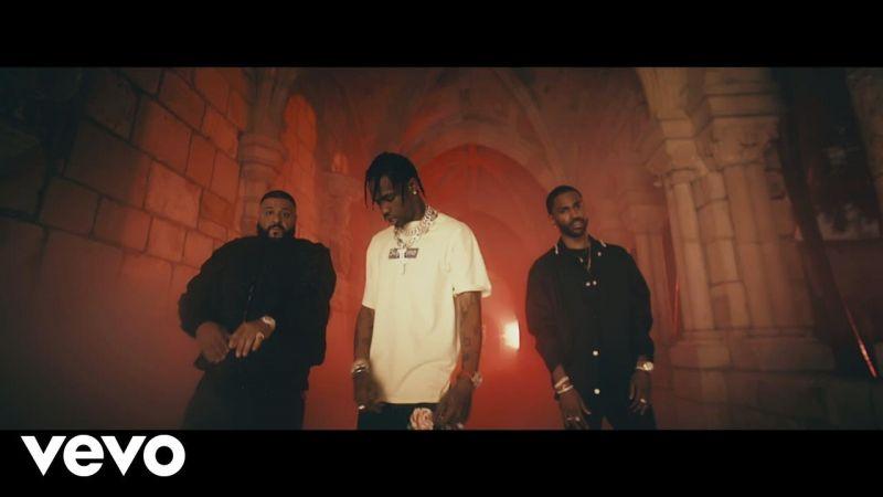 DJ Khaled - On Everything feat. Travis Scott, Rick Ross & Big Sean (Video)