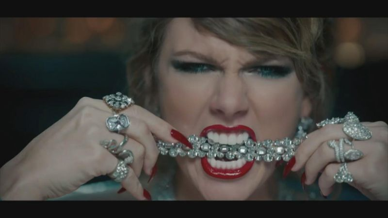 Taylor Swift - Look What You Made Me Do (Video)